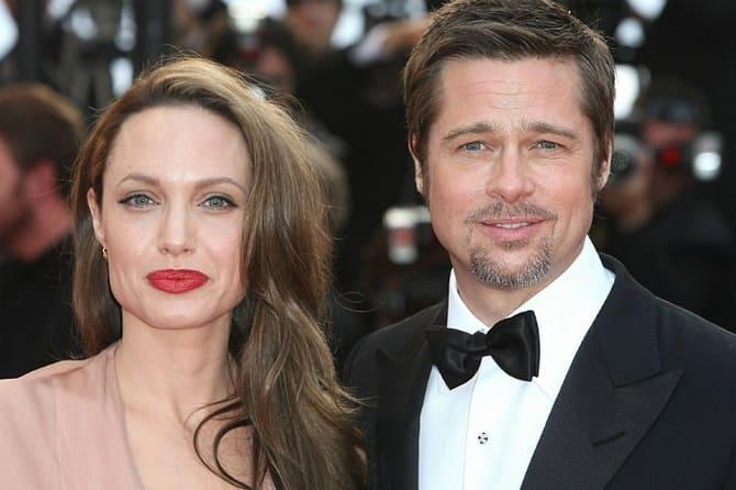 Анджеліна Джолі підтвердила, що Бред Пітт бив дітей 4