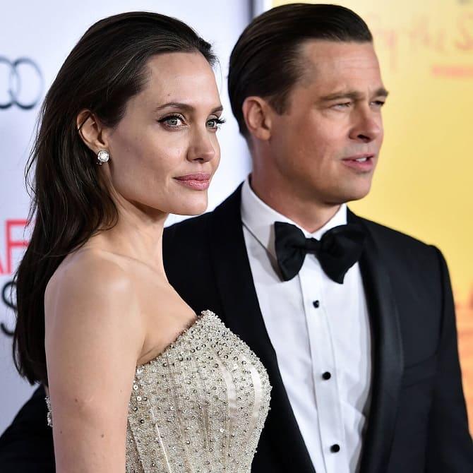 Анджеліна Джолі підтвердила, що Бред Пітт бив дітей 1