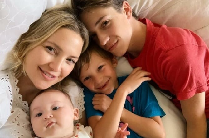 Кейт Хадсон выходит замуж: актриса объявила о помолвке 6