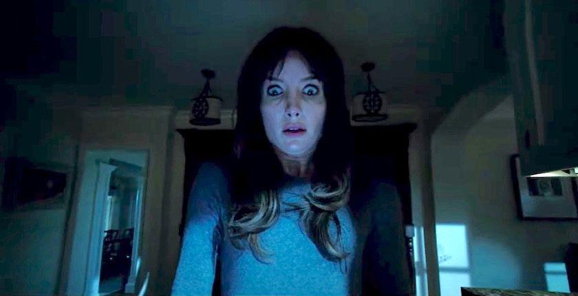 Фильм ужасов «Злое» 2021 — история женщины, которую преследуют видения убийцы 2