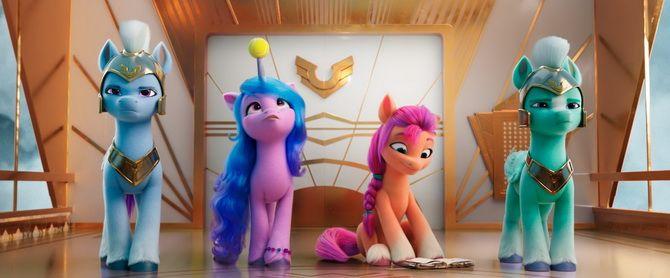 Мультфильм «My Little Pony: Новое поколение» (2021) 1