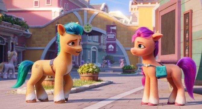 Мультфильм «My Little Pony: Новое поколение» (2021) 2