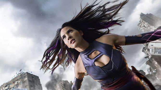 Звезда «Людей Икс: Апокалипсис» Оливия Манн впервые станет мамой 3