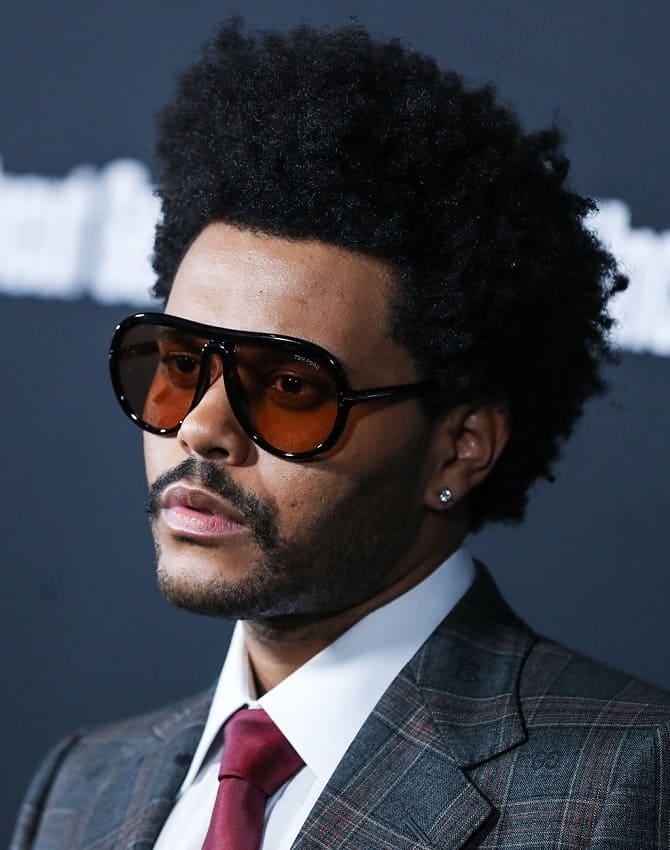 The Weeknd відмовився від Греммі-2022 3