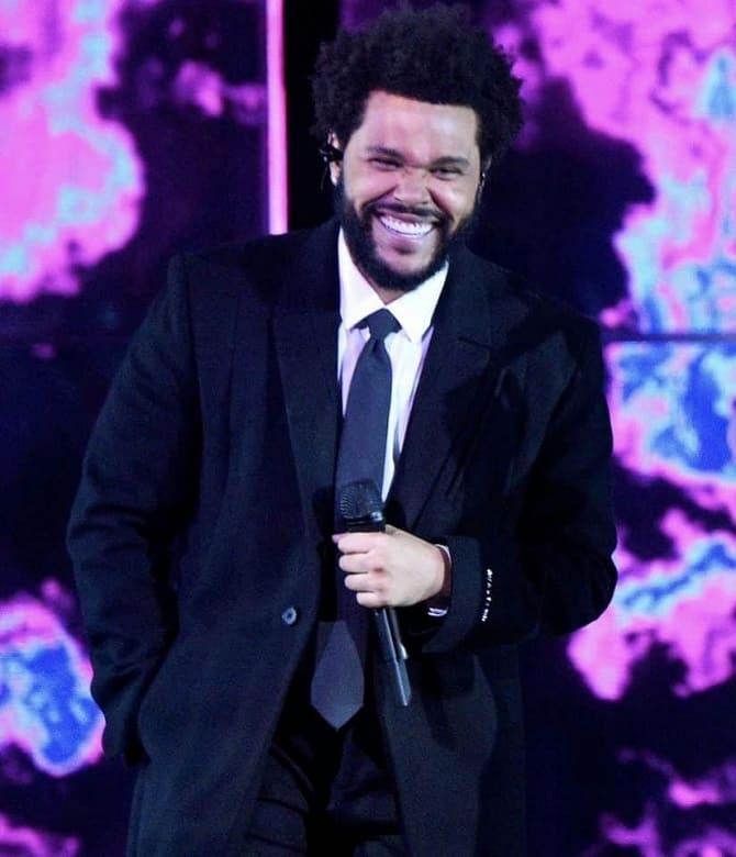 The Weeknd відмовився від Греммі-2022 5