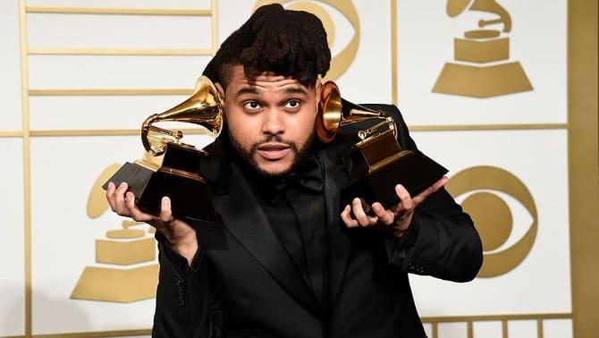 The Weeknd відмовився від Греммі-2022 6