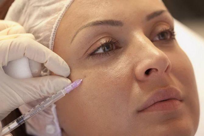 Топ-6 антивозрастных салонных процедур для омоложения кожи 2