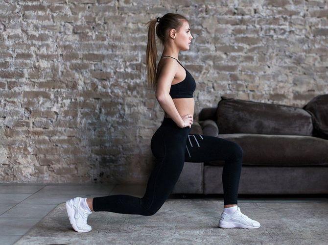 Тренування для ніг Бейонсе – 4 вправи в домашніх умовах 4