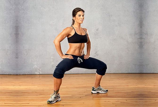 Тренування для ніг Бейонсе – 4 вправи в домашніх умовах 3