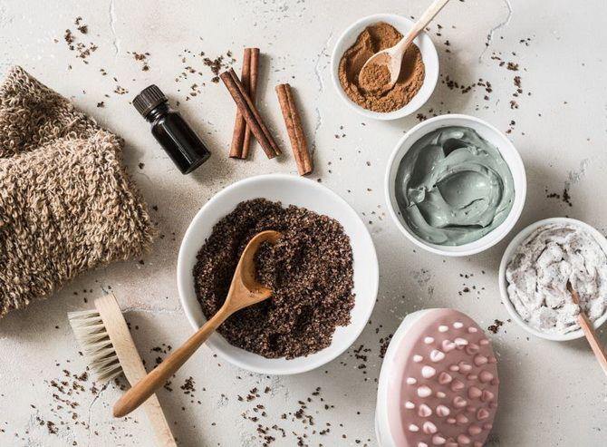 Скраб для кожи головы — 4 домашних средств из натуральных продуктов 4