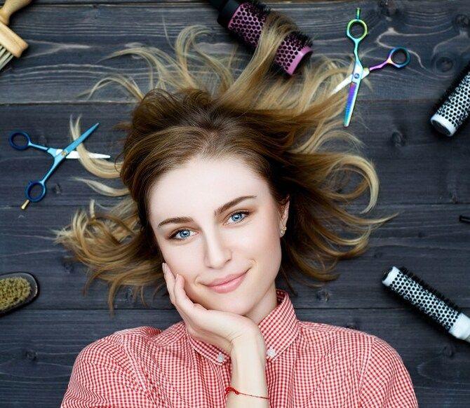 Укладка волос дома: как продлить жизнь прическе 1
