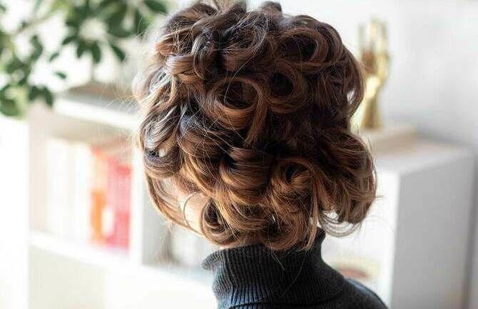Укладка волос дома: как продлить жизнь прическе 4