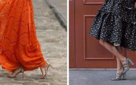 Як правильно підібрати взуття до сукні