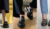 З чим носити чорні лофери – ідеї для модних образів
