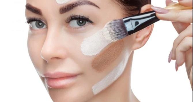 Свіжий і красивий макіяж: як користуватися хайлайтером і наносити його 6