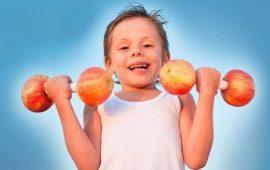 Как повысить иммунитет ребенку без лекарств