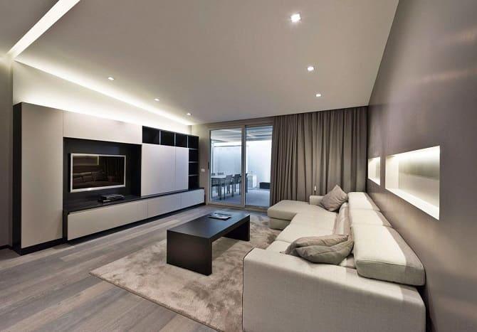 Модный дизайн квартиры: актуальные стили в интерьере 2