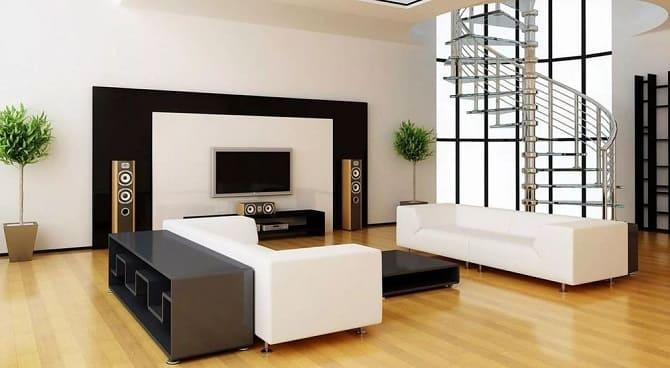 Модный дизайн квартиры: актуальные стили в интерьере 3
