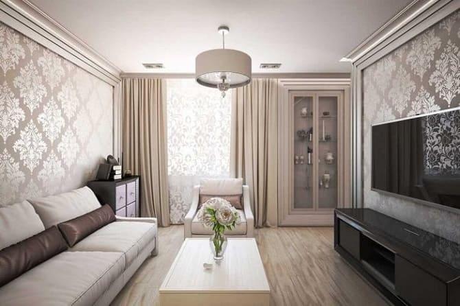 Модный дизайн квартиры: актуальные стили в интерьере 4