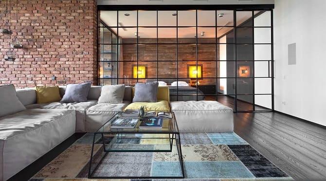 Модный дизайн квартиры: актуальные стили в интерьере 1