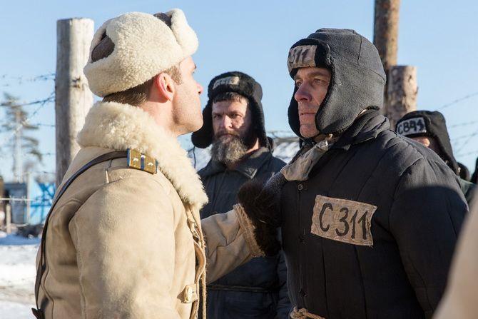 Фильм «Иван Денисович» (2021) — как пройти войну, плен, суровый трудовой лагерь и остаться человеком 4