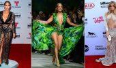 Стиль Дженніфер Лопес – найвідвертіші вбрання співачки