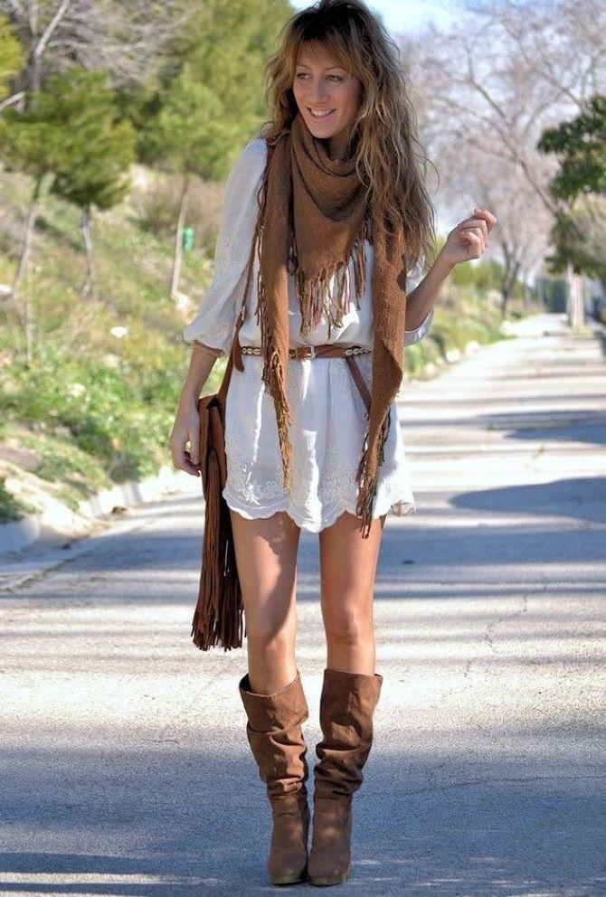 Образ ковбойки: стиль кантрі в жіночому одязі 13