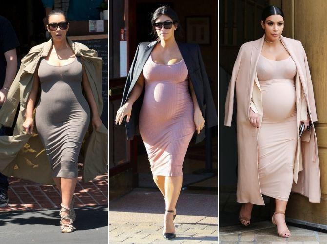 5 самых милых повседневных образов беременных знаменитостей 3