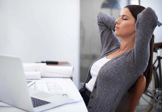 5 привычек, которые нарушают нашу осанку 2
