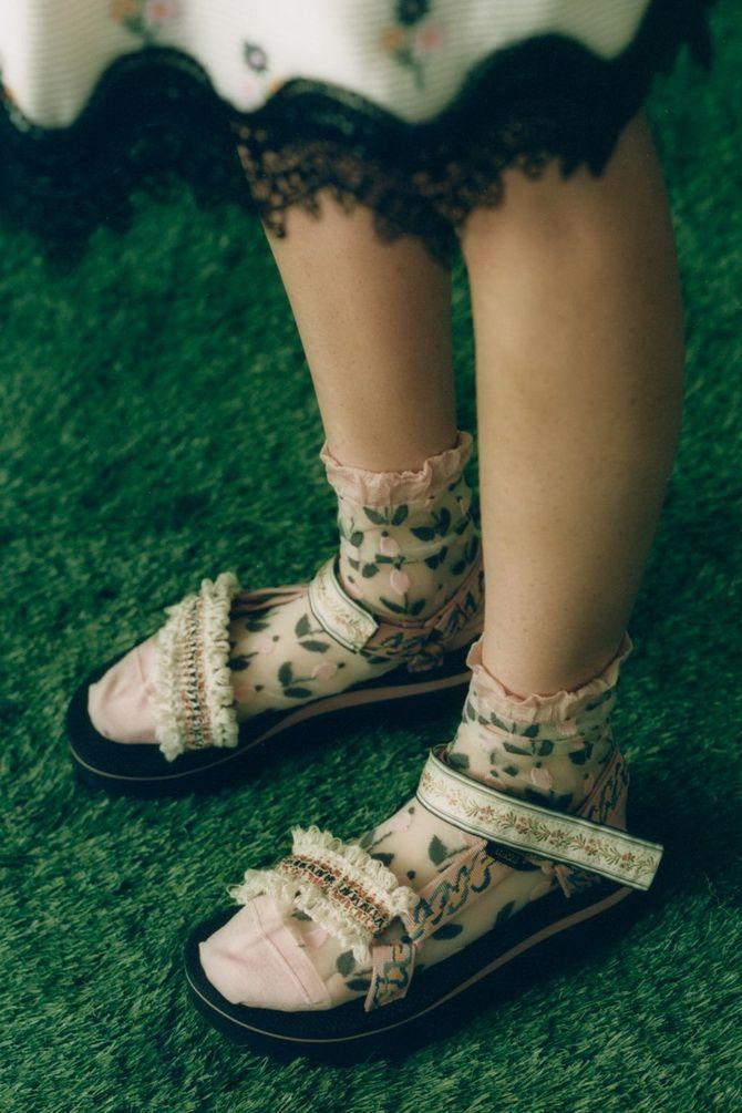 Шкарпетки з відкритим взуттям – як носять цей суперечливий тренд 21