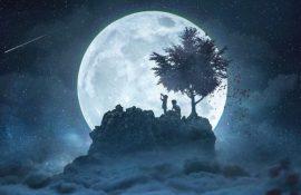 Повний місяць у жовтні 2021 року – що принесе Мисливський Місяць