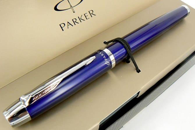 Ручка Parker: как выбрать премиальный аксессуар для делового человека 2