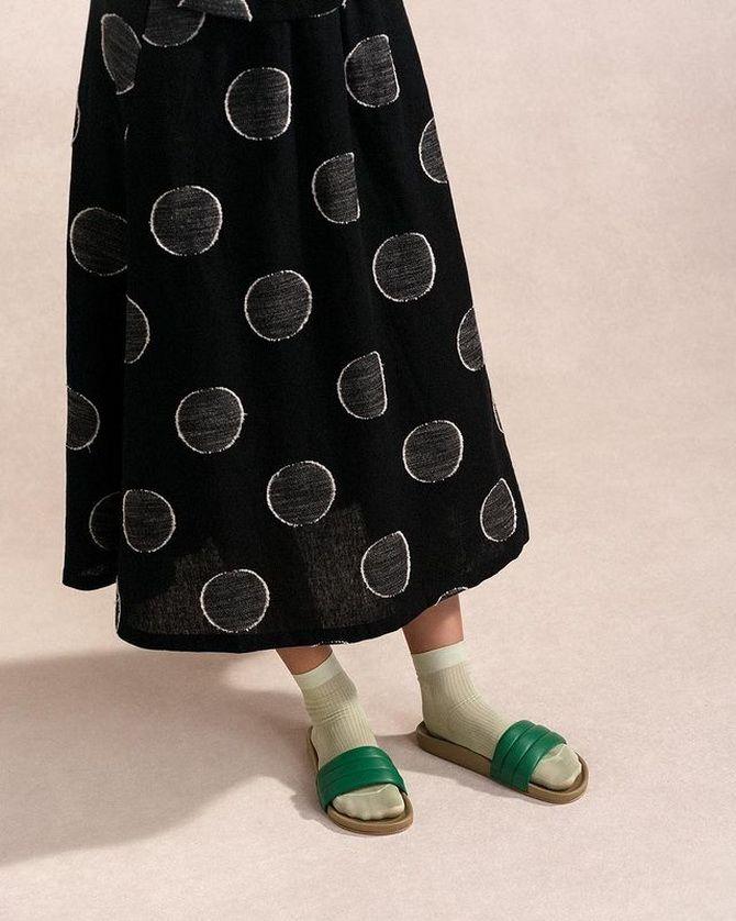Шкарпетки з відкритим взуттям – як носять цей суперечливий тренд 5