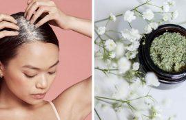 Скраб для шкіри голови – 4 домашніх засобів з натуральних продуктів