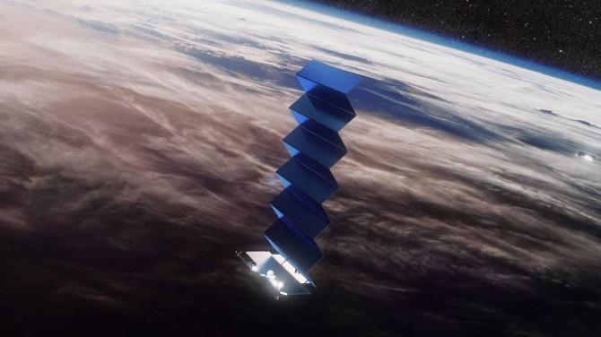SpaceX запустила в космос новую серию спутников Starlink с лазерами для широкополосного интернета 2