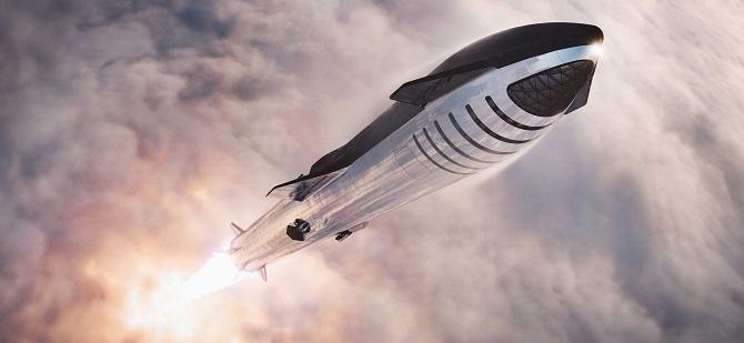 SpaceX запустила в космос новую серию спутников Starlink с лазерами для широкополосного интернета 6