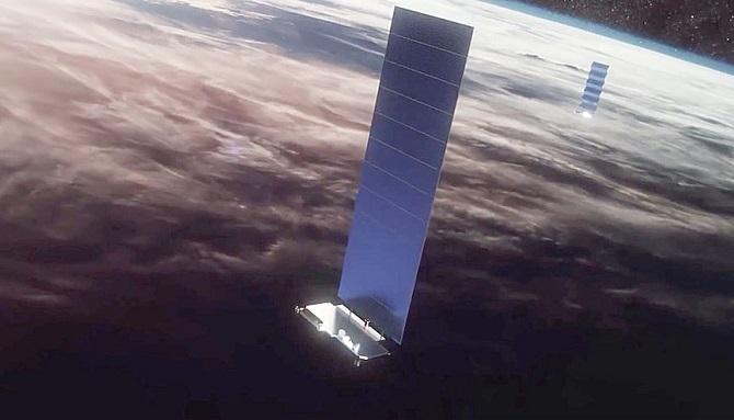 SpaceX запустила в космос новую серию спутников Starlink с лазерами для широкополосного интернета 1