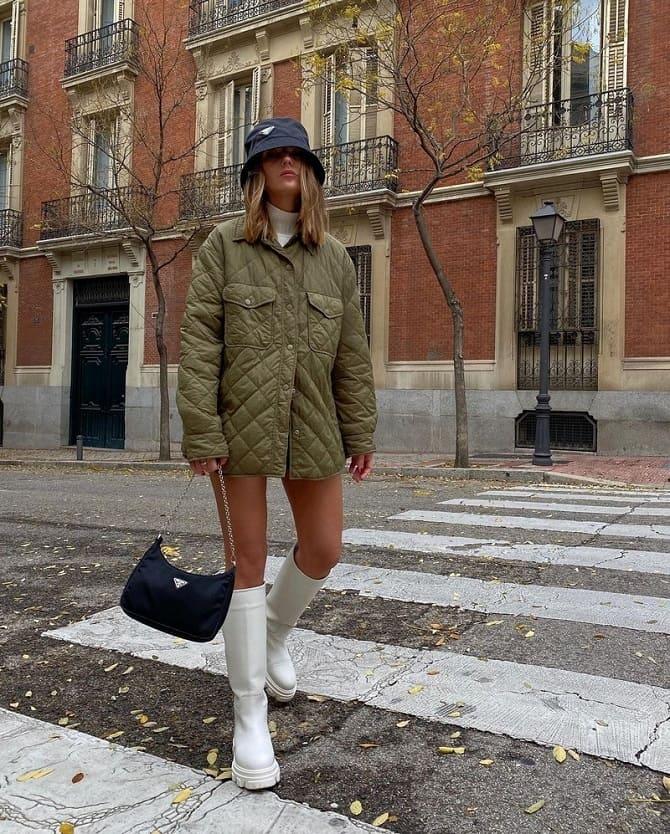 Найкрасивіші стьобані куртки сезону осінь-зима 2021-2022: що вибрати модницям? 11