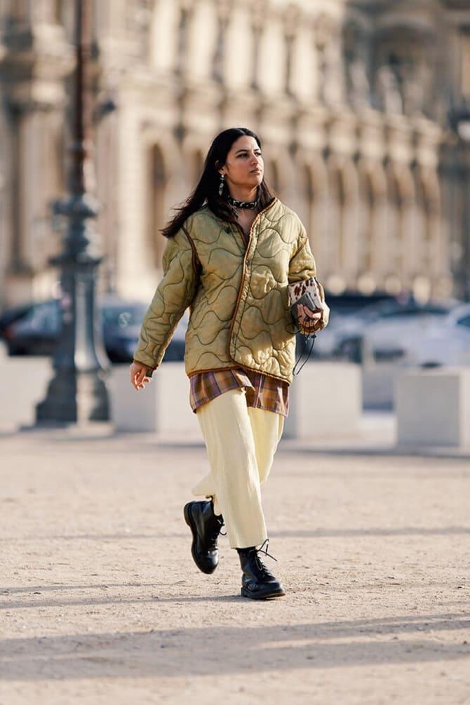 Найкрасивіші стьобані куртки сезону осінь-зима 2021-2022: що вибрати модницям? 10