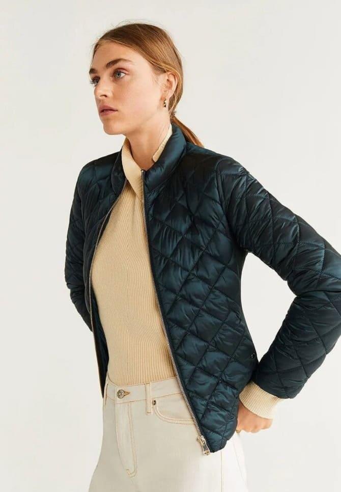 Найкрасивіші стьобані куртки сезону осінь-зима 2021-2022: що вибрати модницям? 1