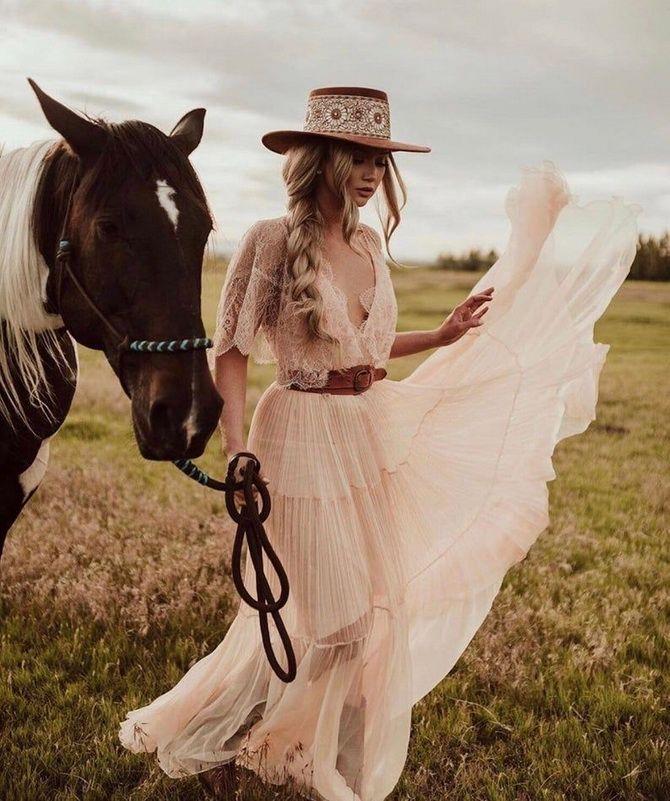 Образ ковбойки: стиль кантрі в жіночому одязі 4