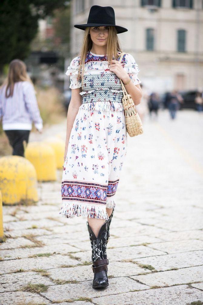 Образ ковбойки: стиль кантрі в жіночому одязі 12