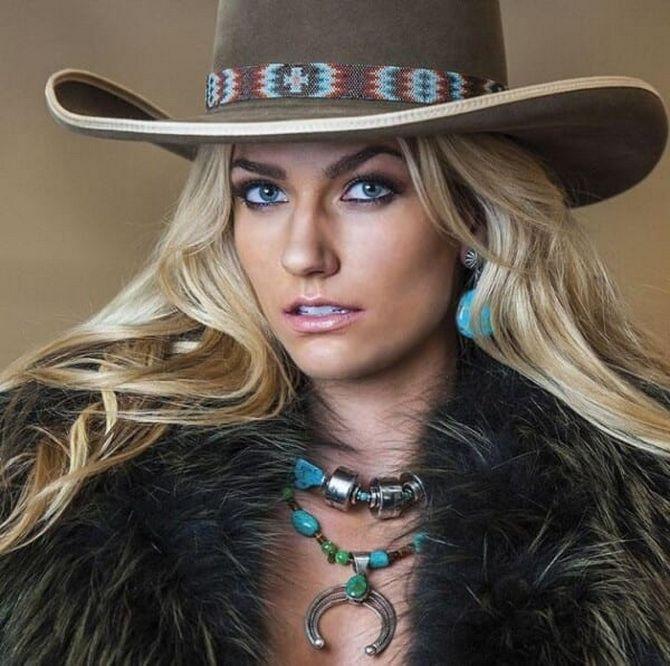 Образ ковбойки: стиль кантрі в жіночому одязі 10