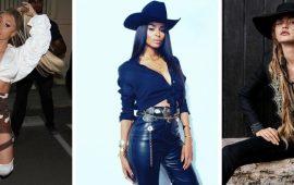 Образ ковбойки: стиль кантри в женской одежде