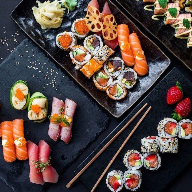Где в Златоусте стоит попробовать суши — обзор ресторанов и суши-баров 1
