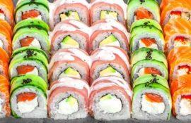 Где в Златоусте стоит попробовать суши — обзор ресторанов и суши-баров
