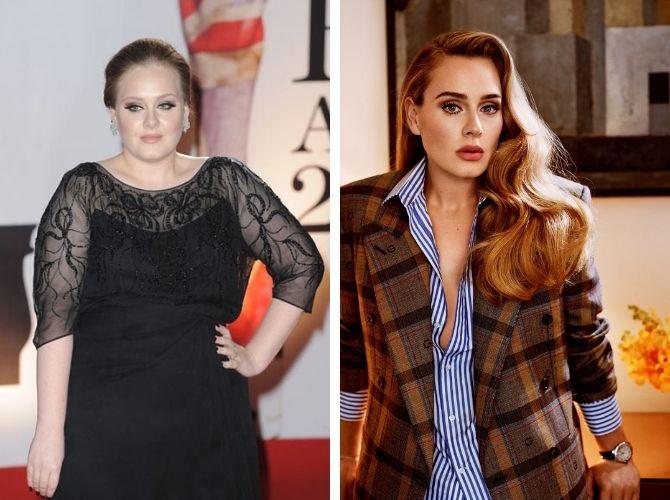 Екстремально схудлі знаменитості, яких не впізнати 1