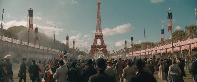 Біографічна драма «Ейфель» (2021) – як створювався символ Парижа 1