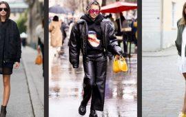 Самые модные образы с бомбером на сезон 2021-2022