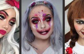 Грим ляльки на Геловін: креативні ідеї для дівчат